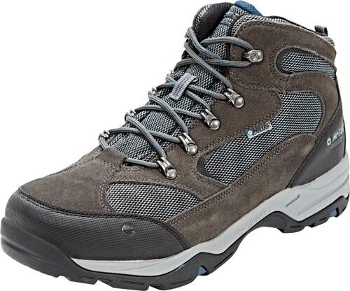 Zapatos grises HI-TEC Storm para hombre GX4TDQR